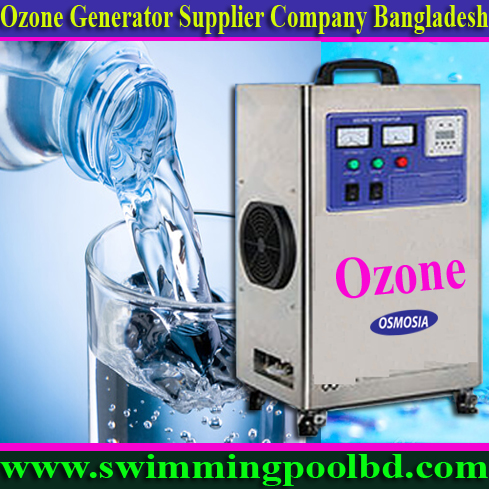 Bottled Water Ozone Generator Supplier Bangladesh, Bottled Mineral Water Ozone Generator Supplier Company in Bangladesh