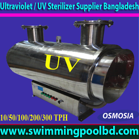 Swimming Pool Water Ultraviolet / UV Filtration Systems Suppliers Company in Bangladesh, Pool & Spa Water Ultraviolet / UV Filtration Systems Suppliers Company in Bangladesh, Industrial Ultraviolet / UV Systems Suppliers Company in Bangladesh, Hospital Water Ultraviolet/ UV Filtration Systems Suppliers Company in Bangladesh, Drinking Water Ultraviolet/ UV Filtration Systems Suppliers Company in Bangladesh, Ultraviolet/ UV Water Sterilizer Supplier for Swimming Pool in Bangladesh
